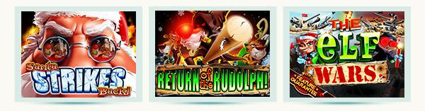 Santa Strikes Back | Return of the Rudolph | The Elf Wars