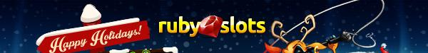 Happy Holidays from Ruby Slots